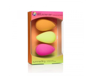 Beautyblender summer.fling розовый набор