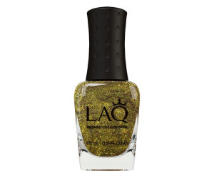 LAQ 10188 Лак для ногтей 24 CARAT SOLID GOLD 15 мл