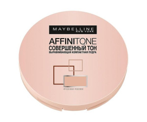 Maybelline AFFINITONE пудра №17 Pink-beige
