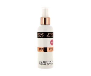 Makeup Revolution Спрей для фиксации макияжа Pro Fix Oil Control Makeup Fixing Spray, 100 мл