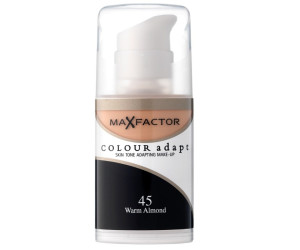Макс Фактор/MaxFactor тон.крем COLOUR ADAPT №45