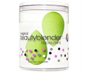 Beautyblender micro.mini зеленый 2 спонжа