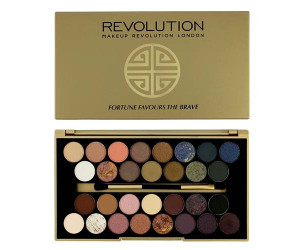 Makeup Revolution Палетка теней 30 Eyeshadow Palette Fortune Favours The Brave
