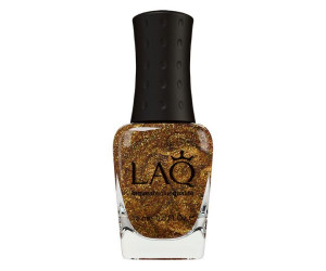 LAQ 10187 Лак для ногтей 24 CARAT SOLID GOLD 15 мл
