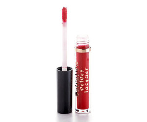 Makeup Revolution Жидкая помада, тон красный Salvation Velvet Lip Lacquer Keep trying for you