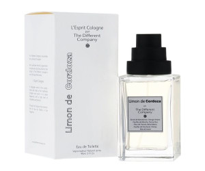 THE DIFFERENT COMPANY L'ESPRIT COLOGNE LIMON DE CORDOZA вода туалетная унисекс 90 ml