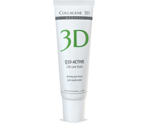 Коллаген 3Д Q10-active SILK CARE Флюид 30 мл