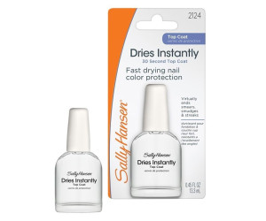 Sally Hansen Nailcare Покрытие верхнее быстросохнущее dries instantly quick dry top coat