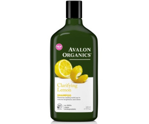 Avalon Organics Шампунь с маслом лимона Lemon Clarifying Shampoo 325мл