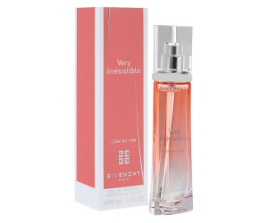 GIVENCHY VERY IRRESISTIBLE L'EAU EN ROSE вода туалетная женская 30 ml