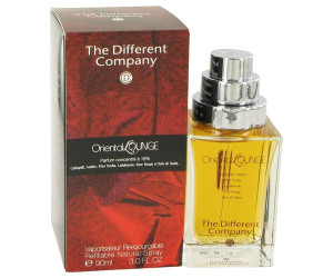 THE DIFFERENT COMPANY ORIENTAL LOUNGE вода туалетная унисекс 90 ml