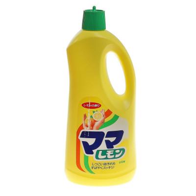 Lion mama lemon средство для мытья посуды