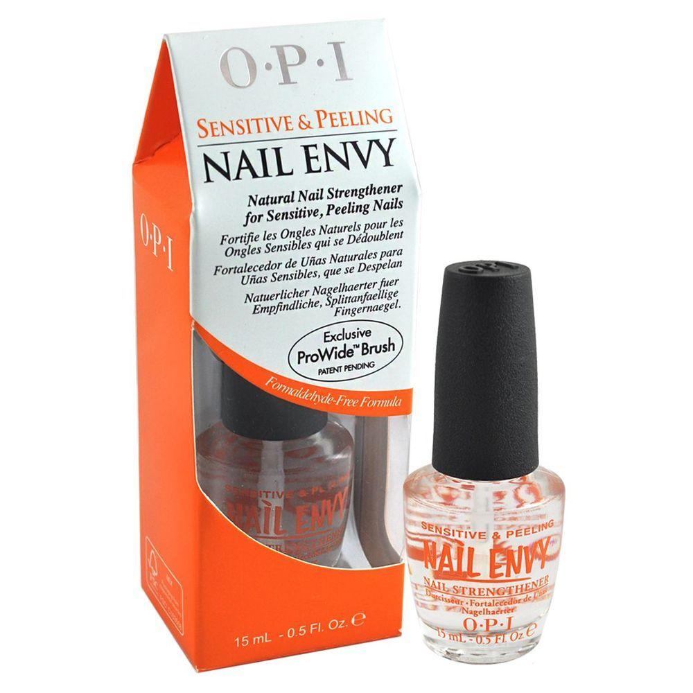 OPI Sensitive  Peeling Nail Envy Средство для чувствительных и слоящихся ногтей NT121 15мл