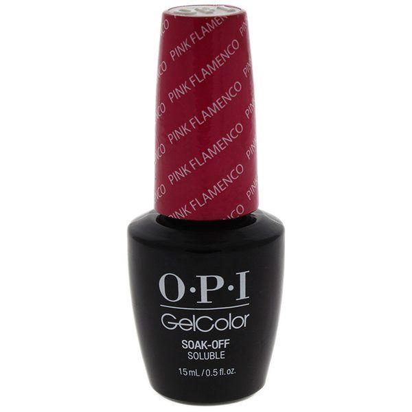 Opi гель для ногтей pink flamenco