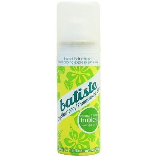 Батист/Batiste сухой шампунь Tropical 50мл от Лаборатория Здоровья и Красоты