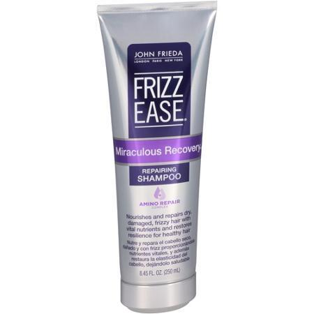 Купить John Frieda Frizz Ease MIRACULOUS RECOVERY Шампунь для интенсивного укрепления непослушных волос 250 мл