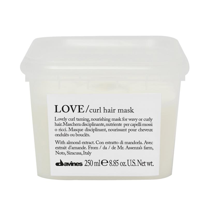 Купить Давинес (Davines) LOVE curl hair mask Маска для усиления завитка 250мл