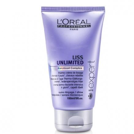 Купить Лореаль (Loreal Professionnel) Liss Unlimited Крем интенсивный разглаживающий 150мл