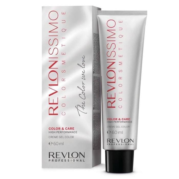 Revlon revlonissimo colorsmetique краска для волос 8.31 светлый блондин золотисто-пепельный
