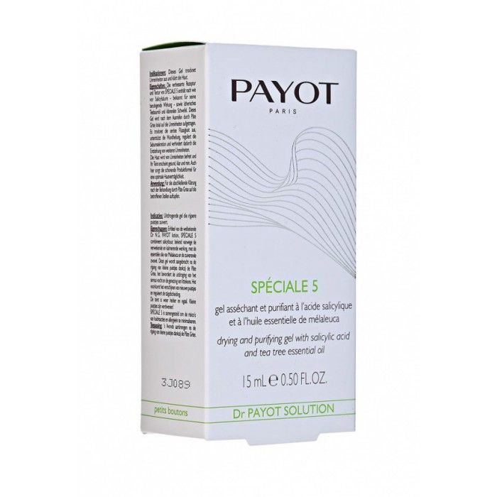 Payot Expert Purete Подсушивающий гель 15 мл