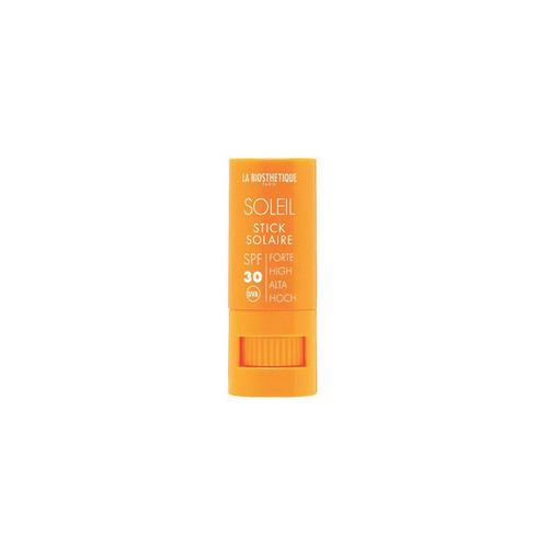 Купить Ла Биостетик Stick Solaire Visage Водостойкий стик для интенсивной защиты чувствительной кожи губ, глаз, носа, ушей SPF30 8 г LB2601, La Biosthetique