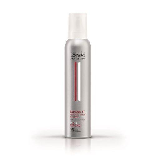 Купить Londa Styling Volume EXPAND IT пена для укладки волос сильной фиксации 250мл, Londa Professional