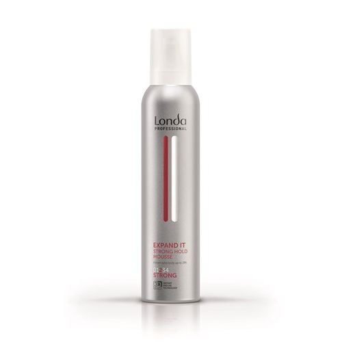 Londa Styling Volume EXPAND IT пена для укладки волос сильной фиксации 250мл