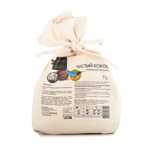 Мико Стиральный порошок Чистый кокос 1000г
