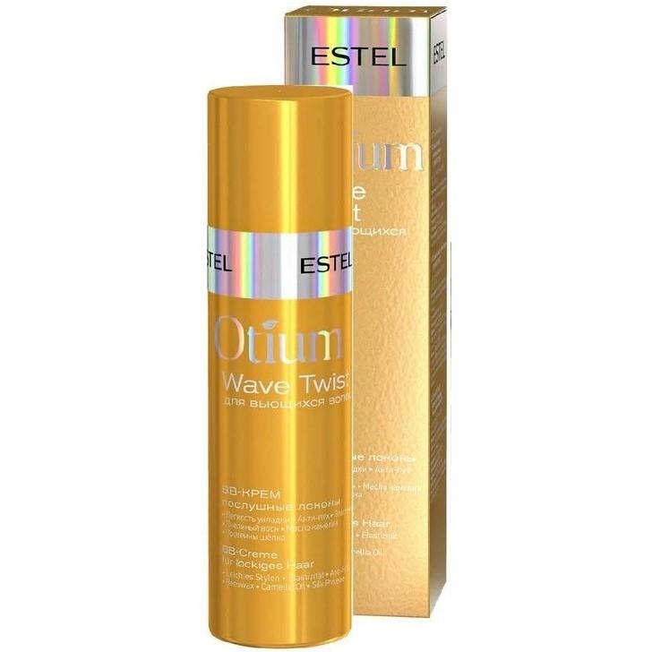 Купить Estel Otium Wave Twist bb-крем для волос Послушные локоны 100мл