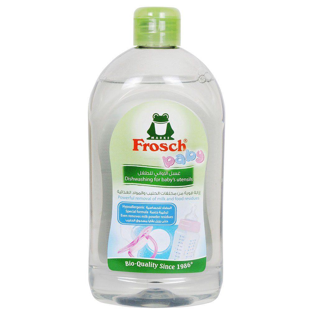 Купить Frosch Средство для мытья детской посуды 500мл