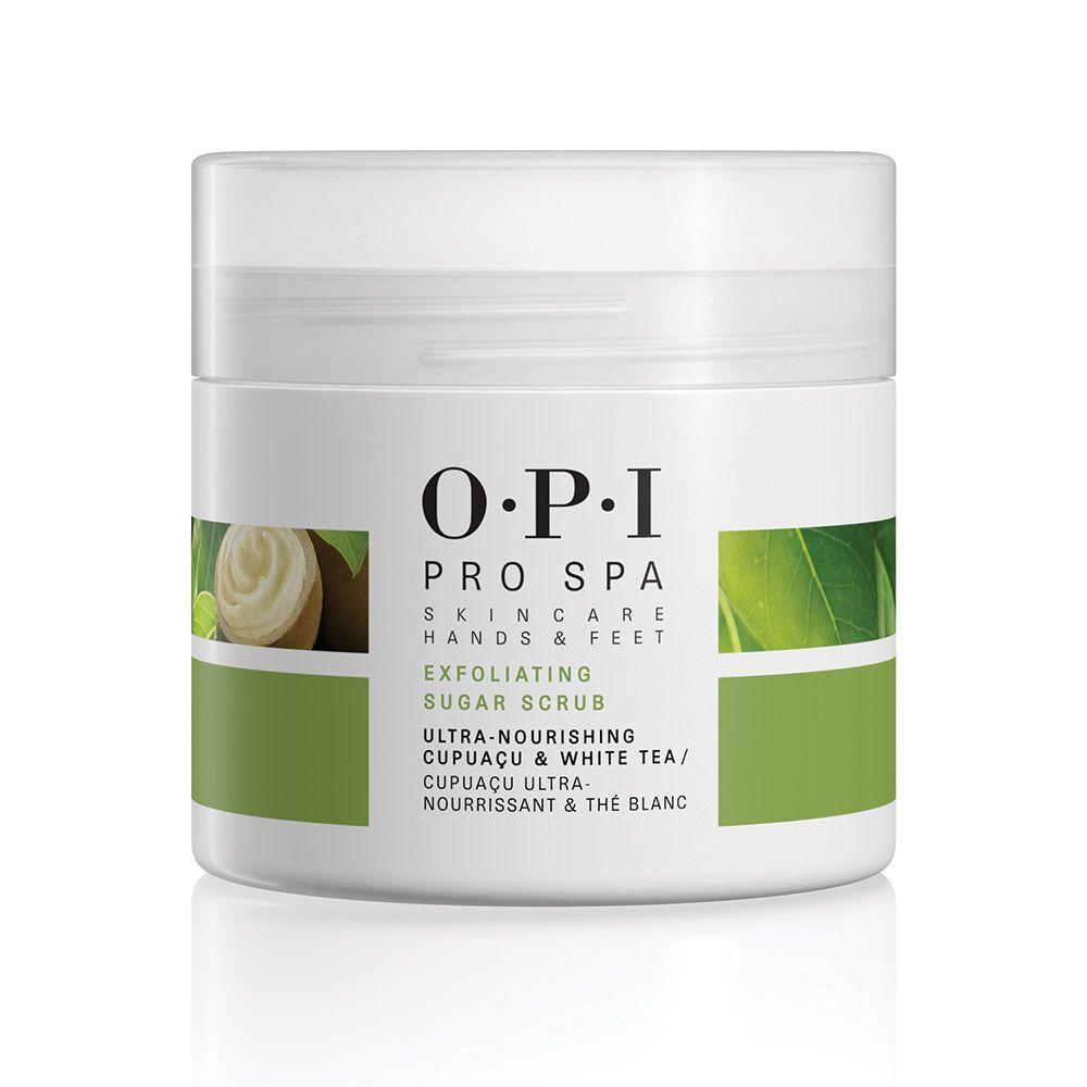 OPI ProSpa Sugar Scrub Отшелушивающий скраб с сахарными кристаллами 249 г ASE02