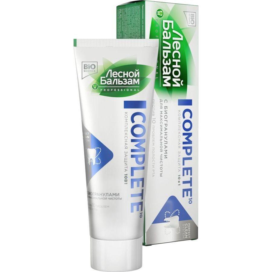 Купить Лесной Бальзам Зубная паста Комплексная защита 10в1 75мл