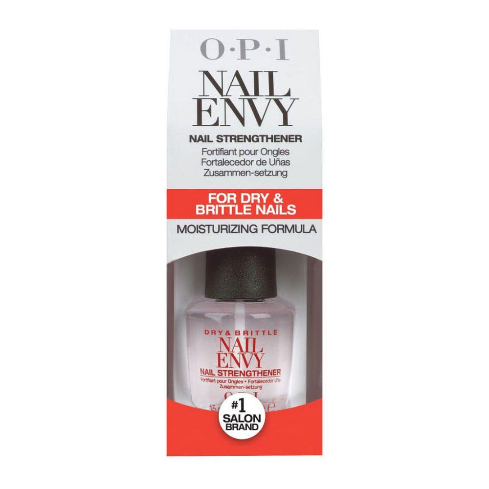 Купить OPI Nail Envy Dry & Brittle Nail Envy Средство для сухих и ломких ногтей NT131 15мл