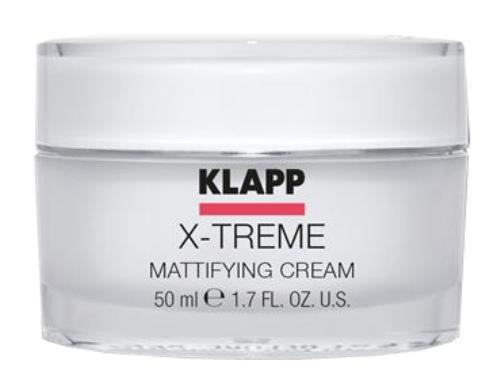 Klapp X-treme Матирующий крем, 50 мл