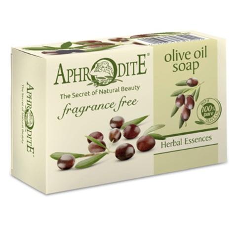 Купить Aphrodite Мыло оливковое натуральное без отдушек 100 г