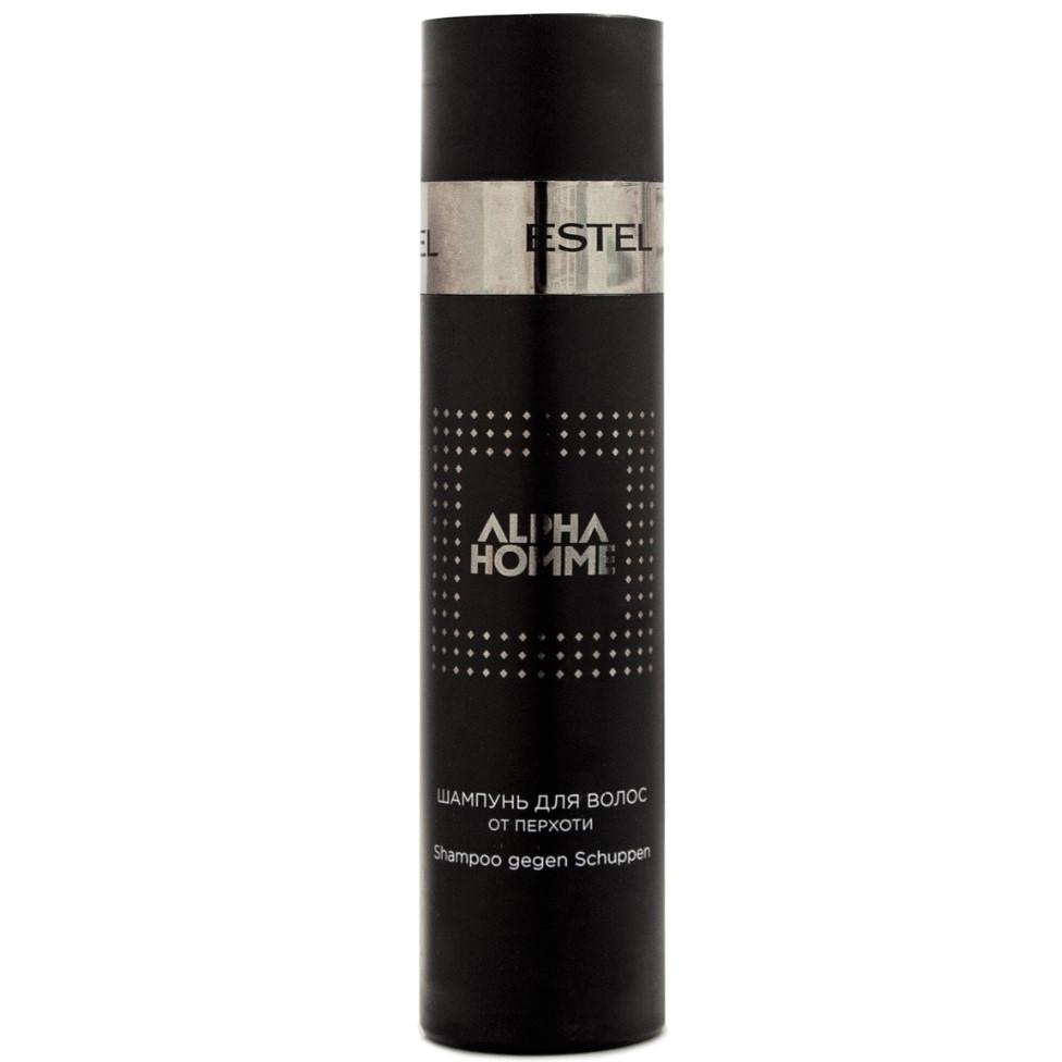 Купить Estel Alpha Homme Шампунь для волос от перхоти для мужчин 250 мл