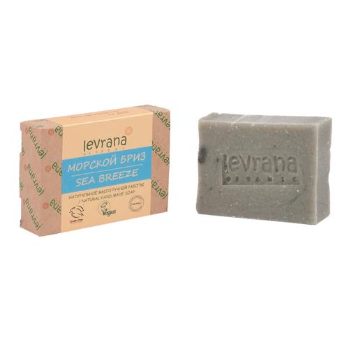 Купить Levrana Натуральное мыло ручной работы Морской бриз 100г