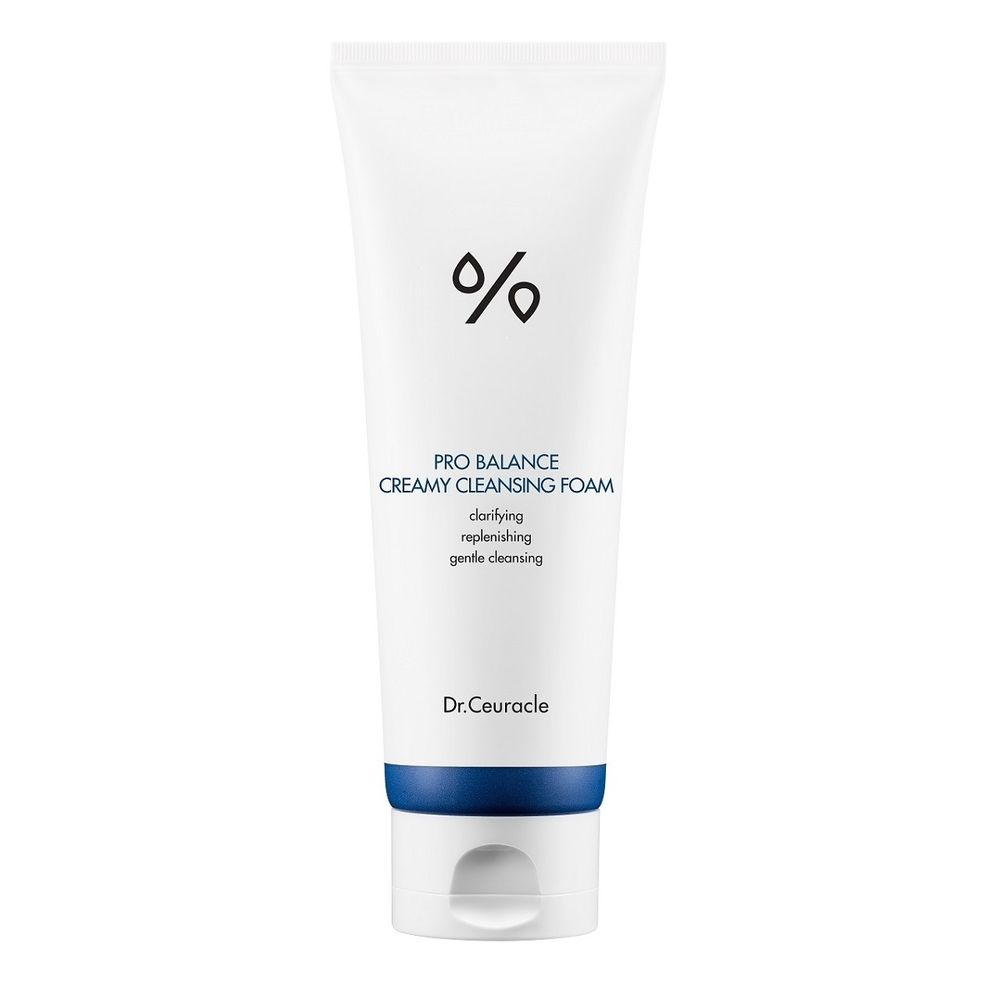 Dr.Ceuracle Пенка для умывания Pro-balance creamy cleasing foam CLEANSING FOAM 150мл фото