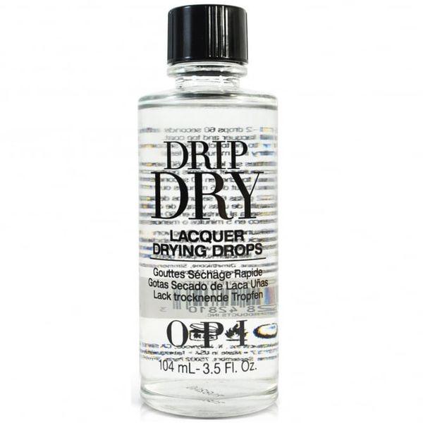 OPI Drip Dry Drops Капли - сушка для лака 104 мл
