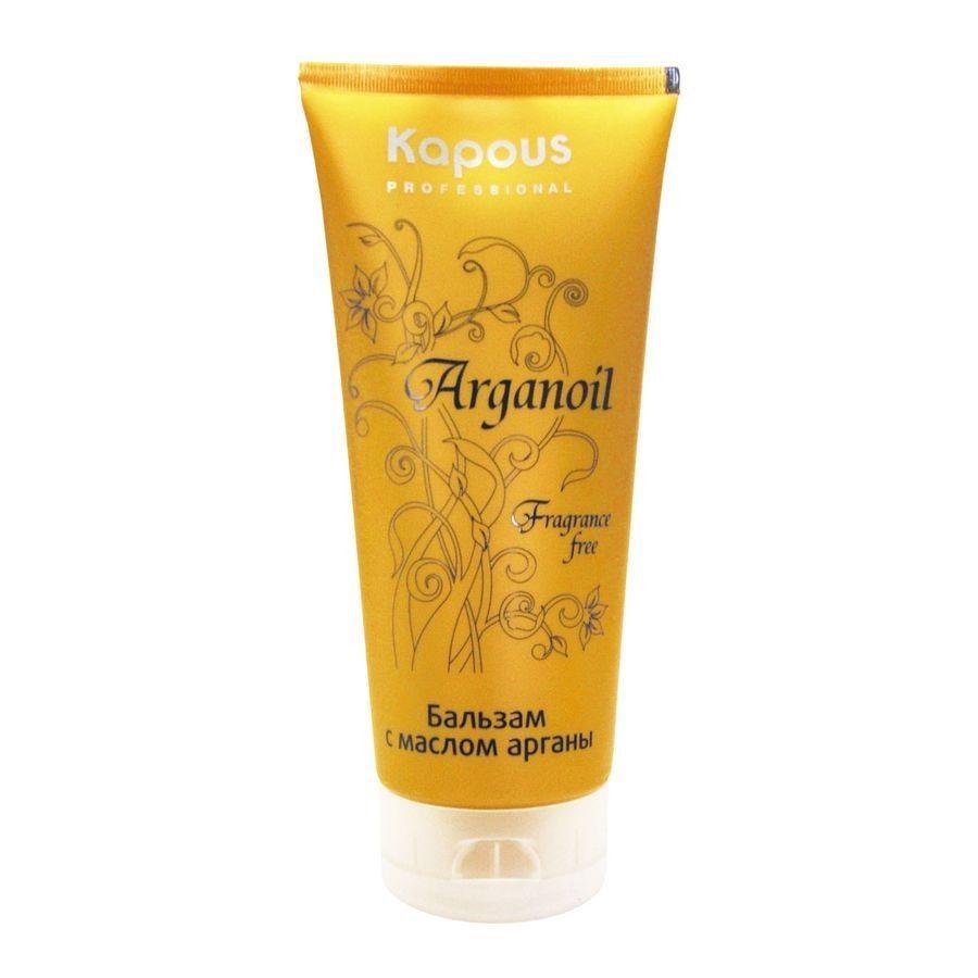 Купить KAPOUS Arganoil Бальзам для волос с маслом арганы 200 мл