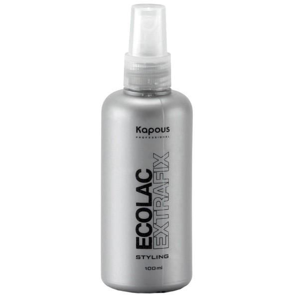 Kapous professional ecolac extrafix эколак жидкий