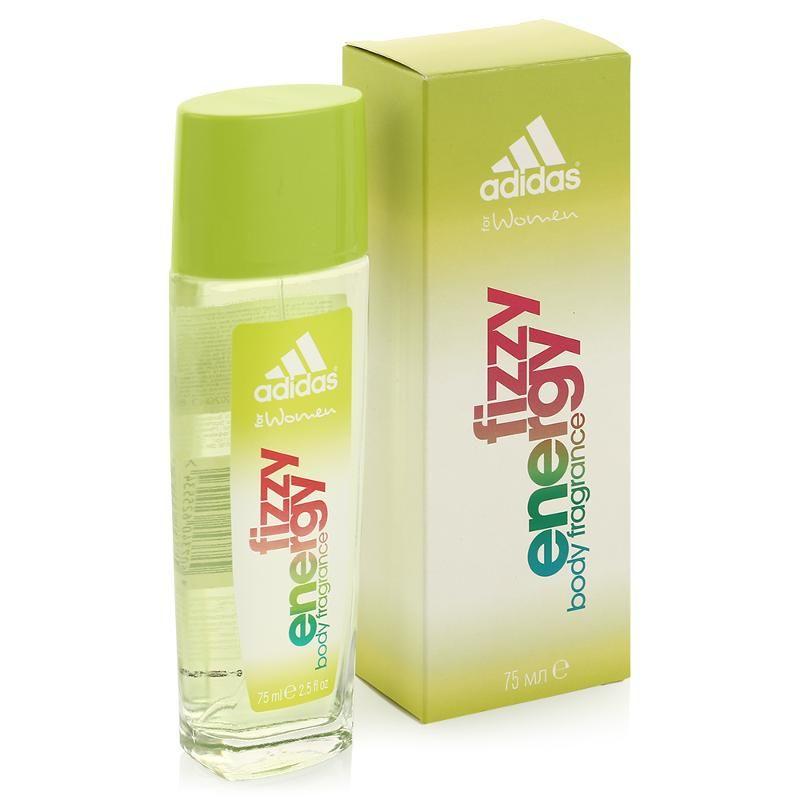 Адидас (Adidas) Fizzy Energy Парфюмерная вода женская 75 мл