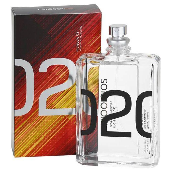 ESCENTRIC 02 вода парфюмерная унисекс 100 ml