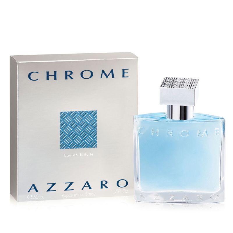Купить LORIS AZZARO CHROME Туалетная вода мужская 50мл, AZZARO LORIS
