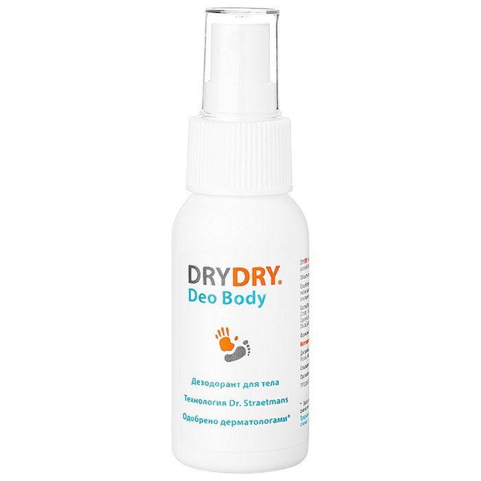 Драй-Драй Deo body дезодорант для тела спрей 50мл.
