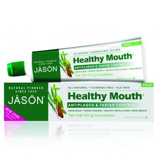 Jason Зубная паста Чайное дерево 119 г  - Купить