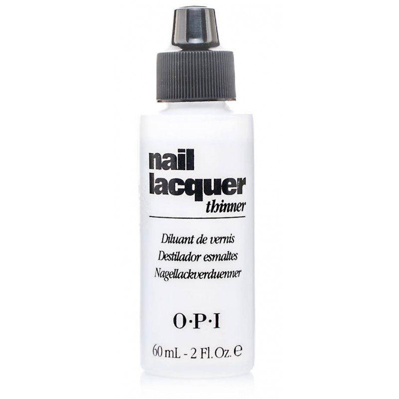 OPI Nail Lacquer Thinner Жидкость для разведения лака NTT01-1 60мл