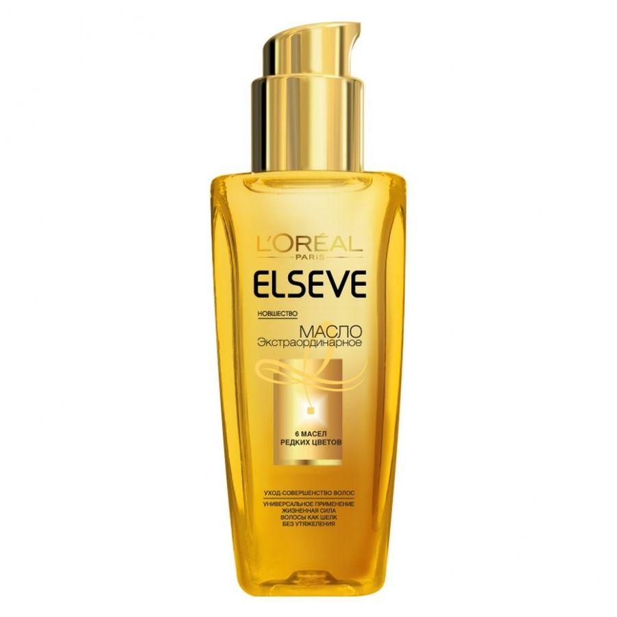 Купить Лореаль ЭЛЬСЕВ (Elseve) Масло экстраординарное для волос универсальное 100мл, Loreal Paris