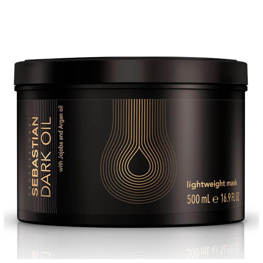 Купить Sebastian Маска для волос Dark Oil 500мл, Sebastian Professional