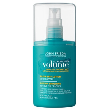 John Frieda Luxurious Volume Лосьон-спрей для прикорневого объема с термозащитным действием 125 мл от Лаборатория Здоровья и Красоты